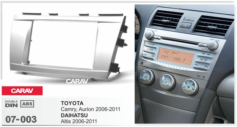 CARAV 07-003
