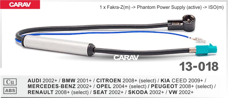CARAV 13-018